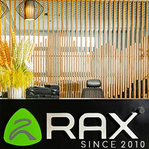 Компания RAX образована в 2010 году